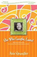 She Who Laughs, Lasts! eBook