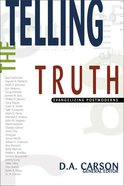 Telling the Truth eBook