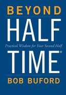 Beyond Halftime eBook