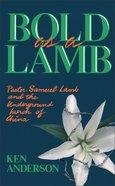 Bold as a Lamb eBook