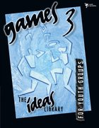 Ideas Library: Games 3 eBook