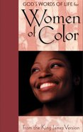 God's Words of Life For Women of Color eBook