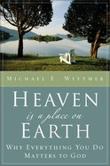 Heaven is a Place on Earth eBook