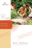Interactions: Lessons on Love (Interactions Small Group Series) eBook