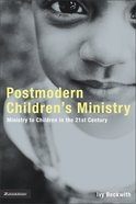 Postmodern Children's Ministry eBook