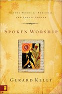 Spoken Worship eBook