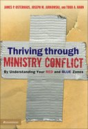 Thriving Through Ministry Conflict eBook