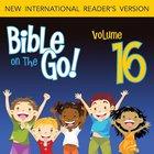 Bible on the Go Vol. 16: David and Goliath; David and Jonathan; David and Saul (1 Samuel 16-18, 20, 26, 31)