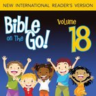 Bible on the Go Vol. 18: The Story of King Solomon (1 Kings 2-4, 6-8)