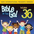 Bible on the Go Vol. 36: The Twelve Disciples; Sermon on the Mount, Part 1 (Matthew 5-6, 10) eAudio