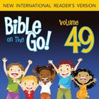 Bible on the Go Vol. 49: Letters of John; Jude; Revelation (1 John 3; 3 John; Jude; Revelation 1-2, 4, 19)