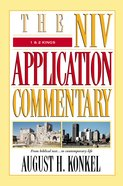 1 & 2 Kings (Niv Application Commentary Series) eBook