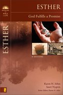 Esther (Bringing The Bible To Life Series) eBook