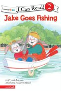 Jake Goes Fishing (I Can Read!2/jake Series) eBook