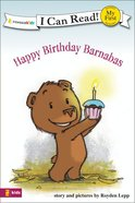Happy Birthday Barnabas! (My First I Can Read! Series) eBook