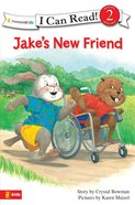 Jake's New Friend (I Can Read!2/jake Series)