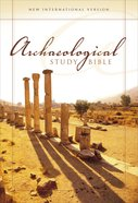 NIV Archaeological Study Bible (1984)