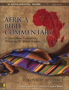 Africa Bible Commentary eBook
