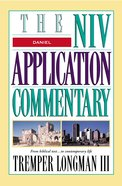 Daniel (Niv Application Commentary Series) eBook