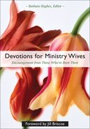 Devotions For Ministry Wives eBook