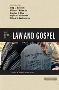 Five Views on Law and Gospel (Counterpoints Series) eBook