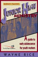 Junior High Ministry eBook