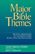 Major Bible Themes eBook