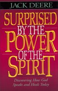 Surprised By the Power of the Spirit eBook