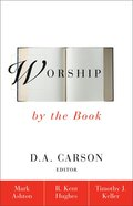Worship By the Book eBook