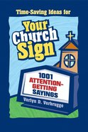 Your Church Sign eBook