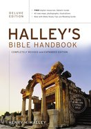 Halley's Bible Handbook NIV eBook