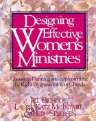 Designing Effective Women's Ministries eBook