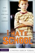 I Hate School eBook