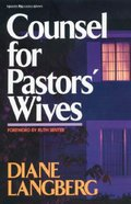 Counsel For Pastors' Wives eBook