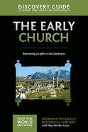 Early Church (Discovery Guide) (#05 in That The World May Know Series)