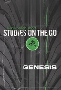 Genesis (Studies On The Go Series)