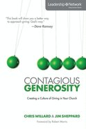 Contagious Generosity eBook