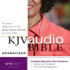 KJV, New Testament Dramatized Audio, Audio
