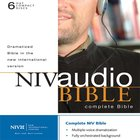 NIV, Dramatized Audio Bible, Audio