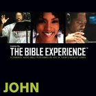 Inspired By ? the Bible Experience: John, Audio eAudio