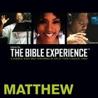 Inspired By?The Bible Experience: Matthew, Audio eAudio