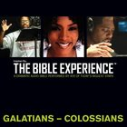 Inspired By?The Bible Experience: Galatians- Colossians, Audio eAudio