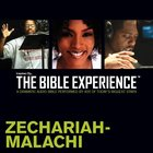 Inspired By ? the Bible Experience: Zechariah - Malachi, Audio eAudio