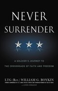 Never Surrender eBook