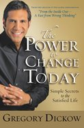 The Power to Change Today eBook