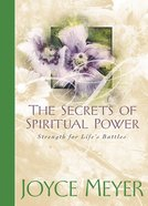 The Secrets of Spiritual Power eBook
