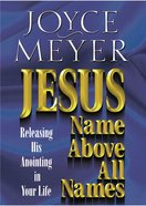 Jesus--Name Above All Names eBook