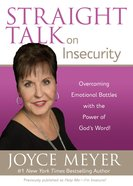 Straight Talk on Insecurity eBook
