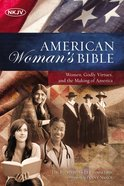 NKJV American Woman's Bible (Signature Series) eBook