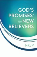 God's Promises For New Believers eBook